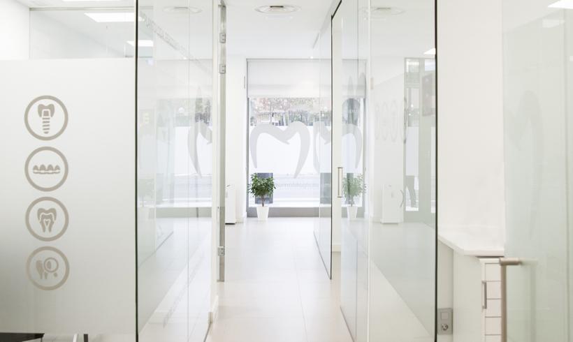 instalaciones clinicas dentales pablo murillo en zaragoza