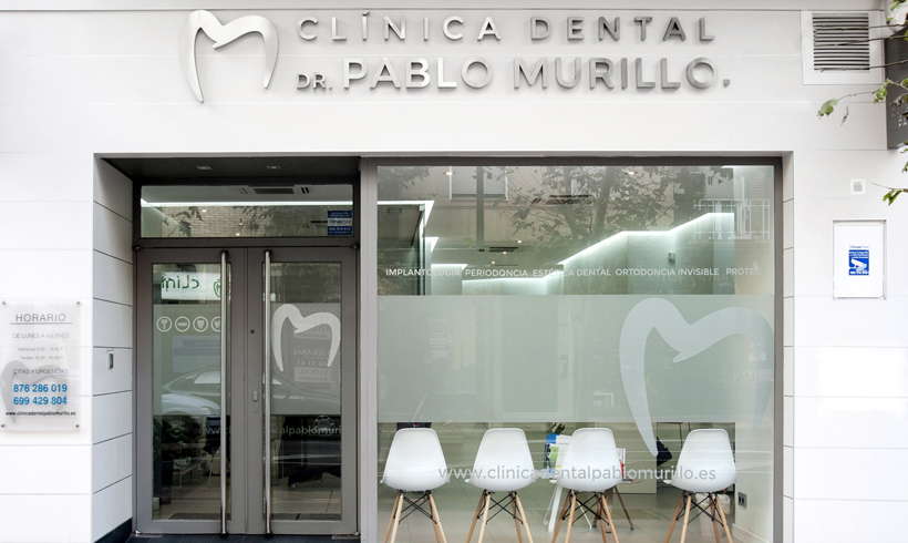 dentistas zaragoza local